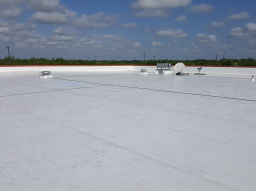Falfurrias Border Patrol Station Roof Replacement — Brooks-City Base, Texas