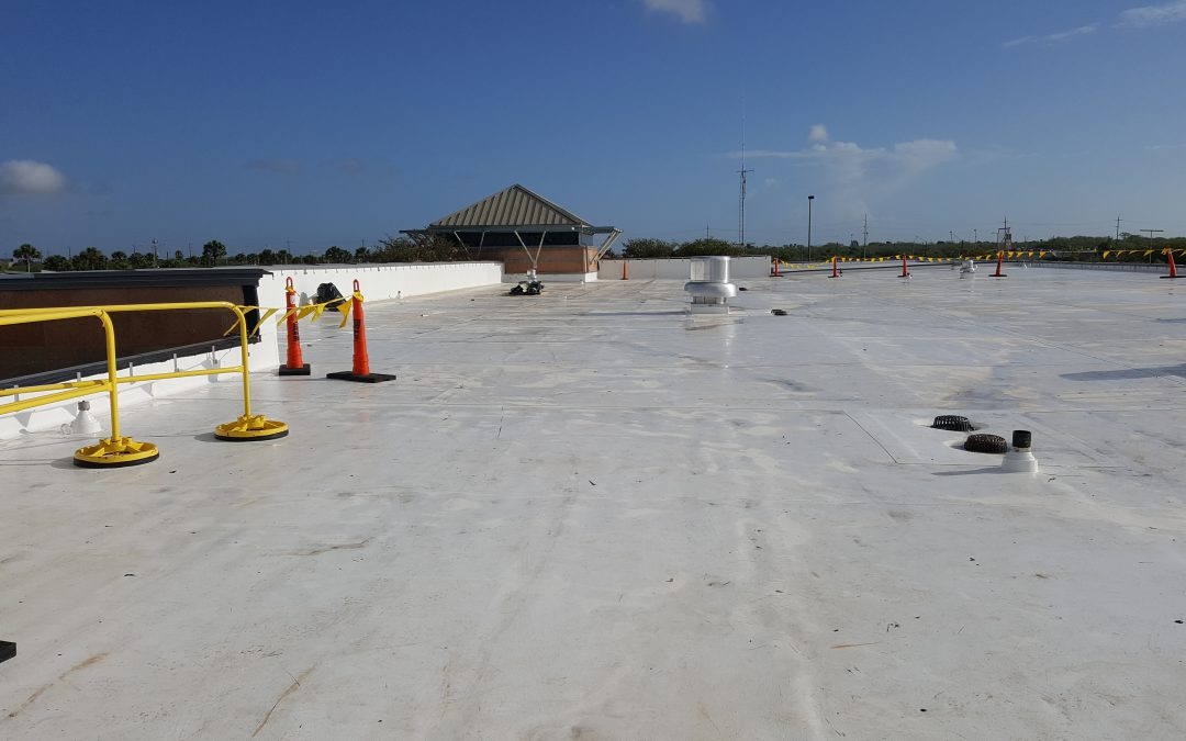 HVAC and Roof Replacement for the Fort Brown Border Patrol Station – Fort Brown, Texas
