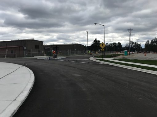 Traffic Mitigation at Lane Avenue/25th Street — Fort Gordon, Georgia
