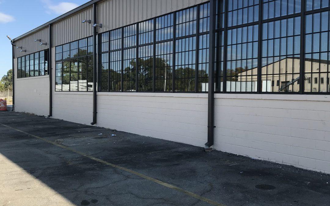 Renovation and Repair of Building 614 – Robins AFB, Georgia
