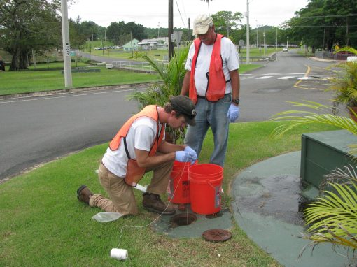 Cleanup Compliance Remedial Action Phase Areas 390, 376, and 379 – Fort Buchanan, Guaynabo, Puerto Rico
