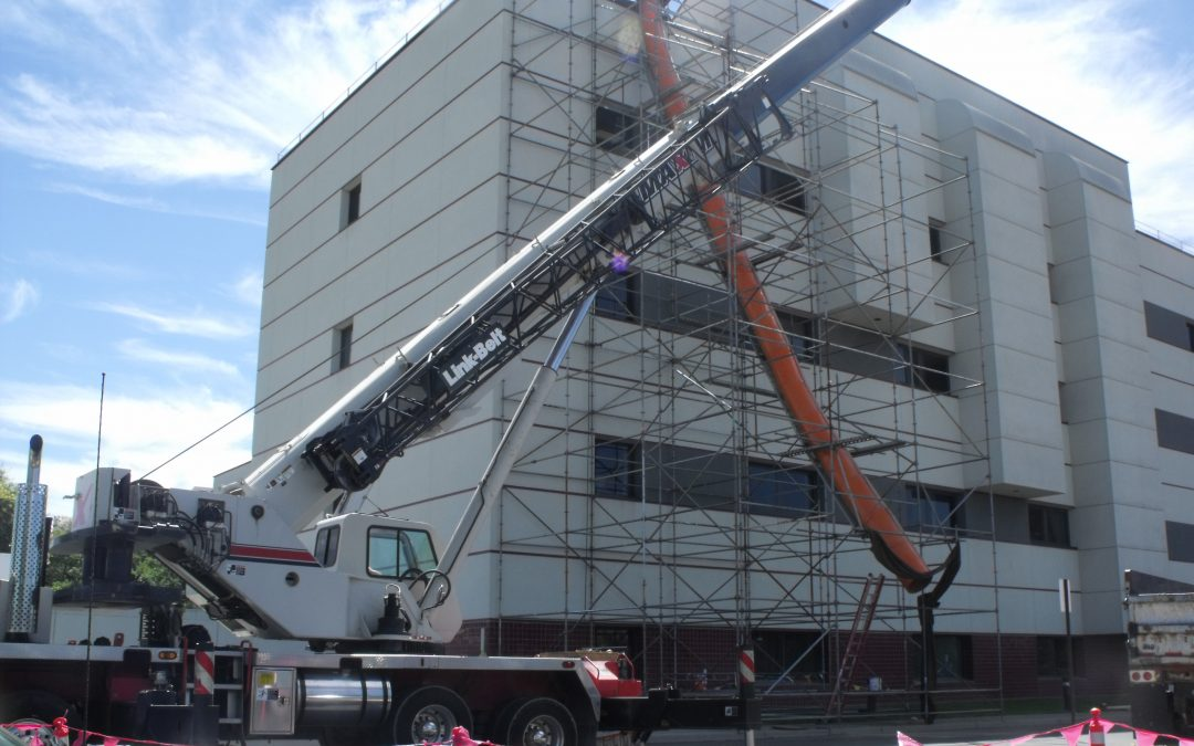 Exterior Infrastructure Repairs at David Grant Medical Center – Travis AFB, California
