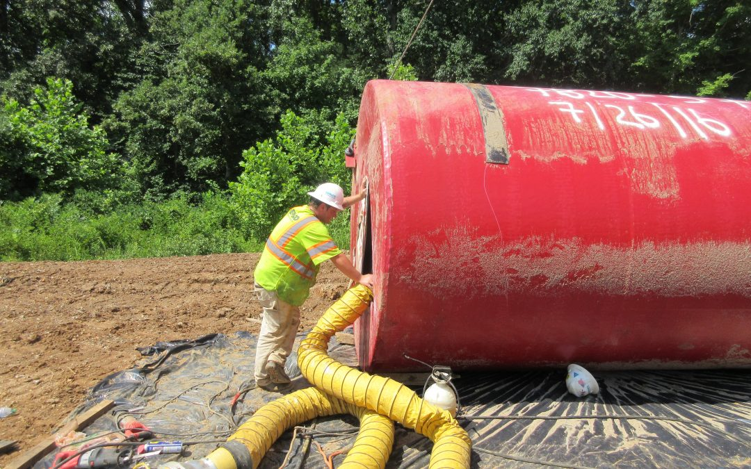 Underground Storage Tank Removal – Fort Campbell, Kentucky/Tennessee