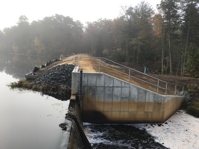 Brindle Lake Dam Spillway Replacement — New Jersey