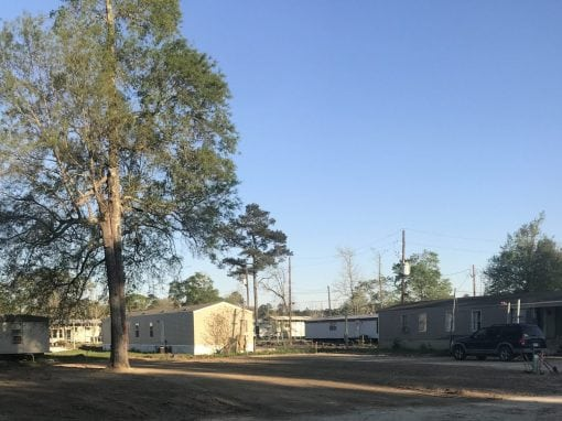 Oak Homes Temporary Group Housing – Vidor, Texas