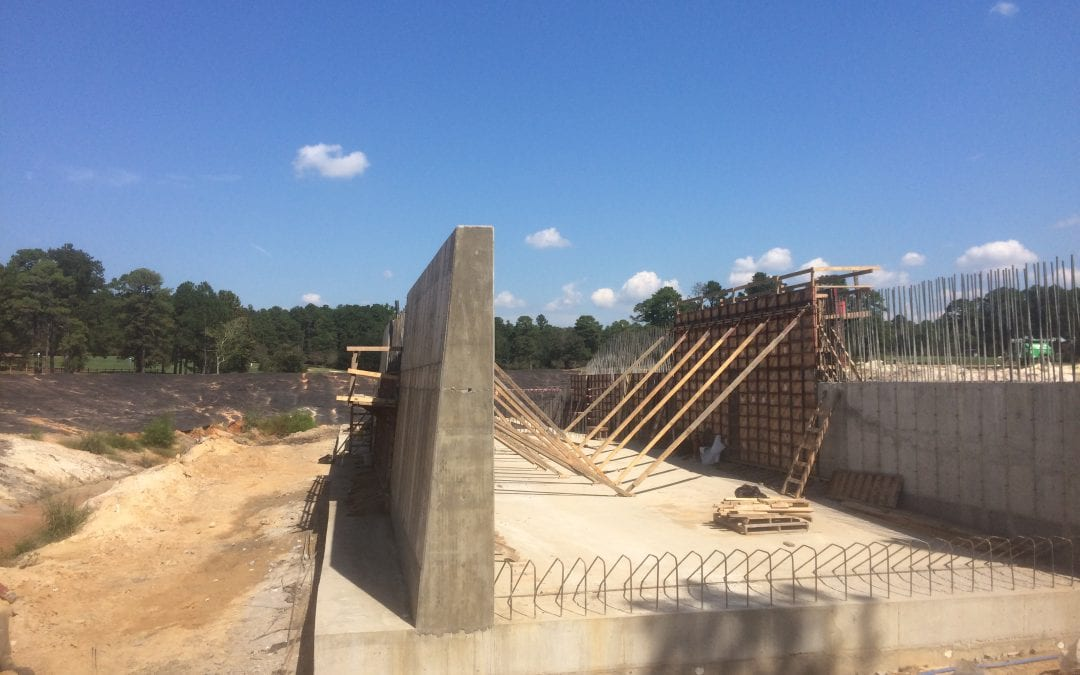 Upper and Lower Legion Lake Dam Repairs –  Fort Jackson, South Carolina