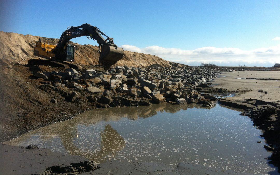 Dike and Shoreline Improvements – Savannah Harbor, South Carolina