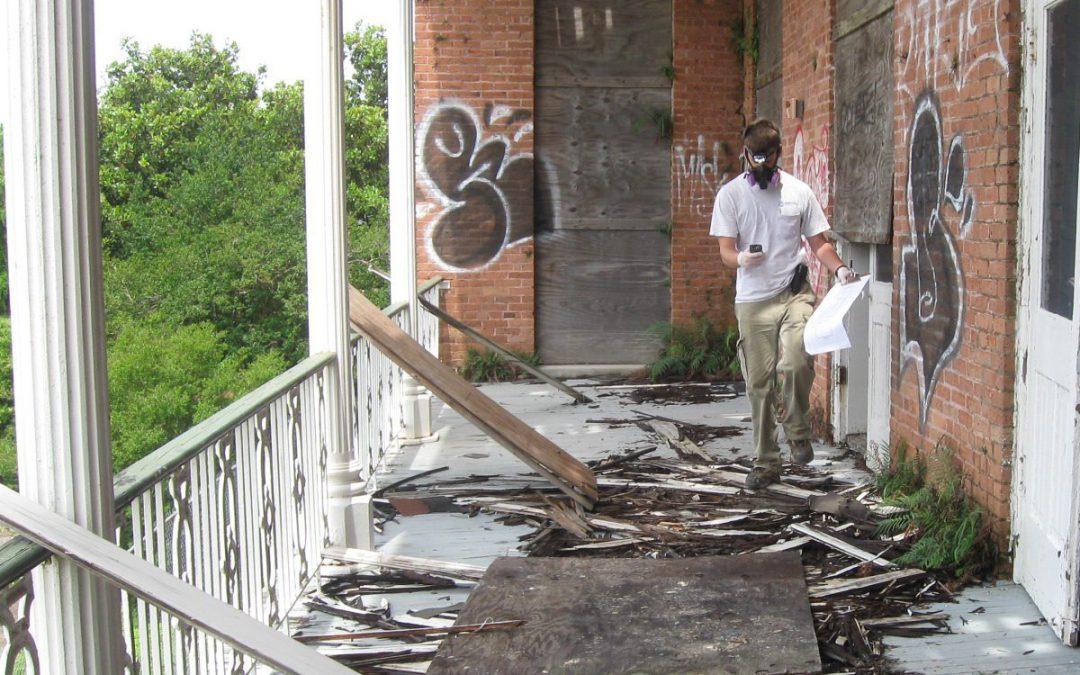 Former Holy Cross School — New Orleans, Louisiana