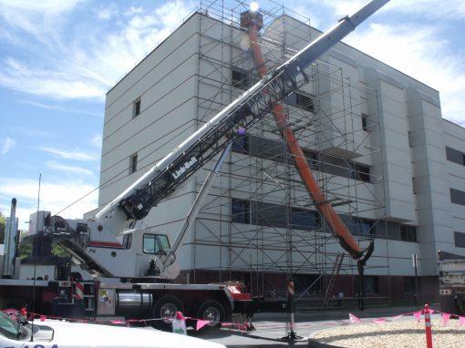 Exterior Infrastructure Repairs at David Grant Medical Center – Travis AFB, California
