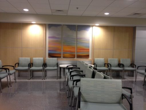 Design-Build Initial Outfitting of Hospital – Langley AFB, Virginia