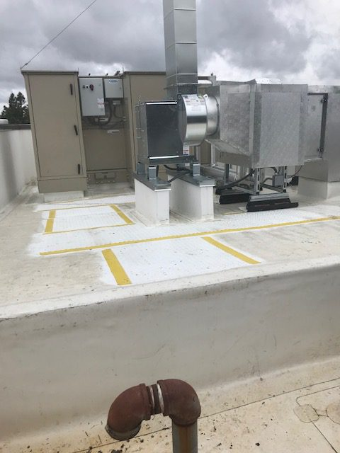 Design-Build Dental AHU & Fire Alarm – Fairchild AFB, Washington